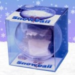 Instant Snow Snowball